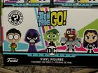 Funko Teen Titans Go! Series 1 Mystery Minis Case of 12 Viny Figures SEALED