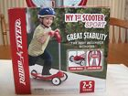 RADIO FLYER MY 1ST SCOOTER RED NEW IN BOX