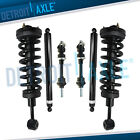 Ford F 150 Lincoln Mark LT Strut Assembly + Shocks + Sway Bars Front  Rear 4WD