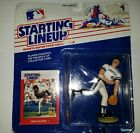 1988 Mike Dunne #41 Starting Lineup Figure With Card Pittsburgh Pirates