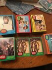 1977-1983 Star Wars Complete Card Sets VG-MINT +WRAPPERS, STICKERS, WAX PACKS!!