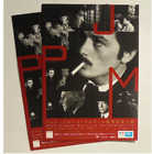 Jean Pierre Melville special feature screening japan mini poster Flyer