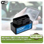 Wireless OBD2 Code Reader for Chevrolet Onix. Scanner Engine Light Clear