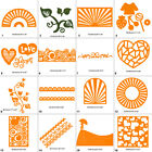 Lace Frame DIY Cutting Dies Stencil Scrapbooking Album Paper Card Embossing Gift