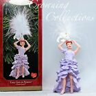 1999 Hallmark Lucy Gets in Pictures I Love Lucy Keepsake Ornament Lucille Ball