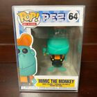 Funko Pop Ad Icons : PEZ : Mimic The Monkey Teal #64 Vinyl
