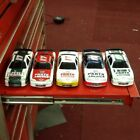 NASCAR Darrell Waltrip Western Auto Lot Action Diecast 124 Set Of 5