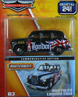 AUSTIN FX LONDON TAXI  MATCHBOX 60TH ANNIVERSARY  2013 Commemorative