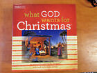 What God Wants For Christmas An Interactive Nativity for Children Book