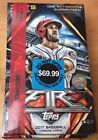 2017 Topps Fire Baseball Hobby Box TARGET EXCLUSIVE Judge, Bellinger Auto HOT