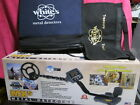 WHITE'S MX-5 METAL DETECTOR NEW WITH FREE ACCESSORIES