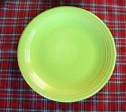 Fiesta RETIRED CHARTREUSE CHOP PLATE ~