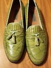 Genuine snakeskin mens shoes 115 crocodile colors church formal nice