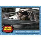 2017 Topps Countdown to Star Wars The Last Jedi Trading Cards 25