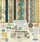 Echo Park REFLECTIONS Family 12x12 Collection Kit Home Vintage Re