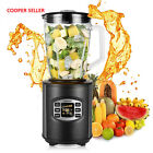Homdox Smoothie Blender 800W 5 Modes 50oz Stainless Steel Fruit Mixer Food...