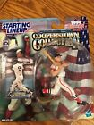 1999 TED WILLIAMS Cooperstown #9 HOF Boston Red Sox Starting Lineup L@@K