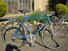 80s Nelson of Llangynidr Powys Reynolds 653 Road Bike with Campagnolo equipment