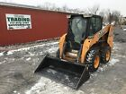 2011 Case SR200 Skid Steer Loader w Cab