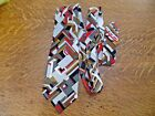 Vintage Geometric UGLY BIG Tie 60s Mens Clothing Holiday Gift