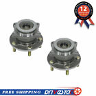 Set2 Rear Left  Right Wheel Hub  Bearings for 04 11 Mitsubishi Endeavor 2WD