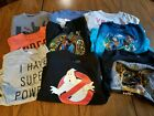Lot of boys size 8 shirts gap kids Oshkosh Arizona Spiderman batman
