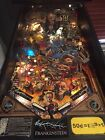 Mary Shelley's Frankenstein Pinball Machine Sega Arcade