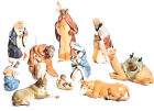 LLADRO LARGE  NATIVITY SET, GRES  MINT IN BOXES!!!