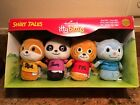 Hallmark Itty Bitty Bittys Shirt Tales Collector Set Exclusive Characters NEW