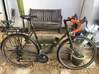 56 cm Fuji Touring 2017 Bike with a Dynamo Setup and Extras