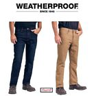 NEW Weatherproof Vintage Mens Fleece Lined Jeans Variety Size and Color