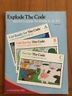 Explode The Code  Teachers Guide for Books ABC by Nancy Hall