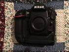 Nikon D4 Camera Body 7 Lexar cards extra batterygreat condition No reserve