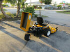 Zero Turn Walker MTSD Non Collection 42 Rotary Mower deck 23 HP Kohler