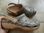 New Without Tags Crocs Gold Coast Graphic Clog Mens Size 5 Womens Size 7 C8