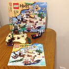 LEGO Pirate's Loot Island #6241 (100% COMPLETE)