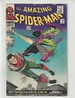 The Amazing Spider Man 39 Marvel Comic Book Romita Sr Art Begins GD VG