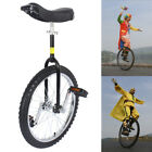 20 Adjustable Height Skidproof Mountain Tire Unicycle Wheel Cycling Free Ship