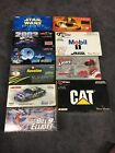Lot of 10 Brand New NASCAR Diecast Cars 124 Scale Cars Action Mixed Drivers