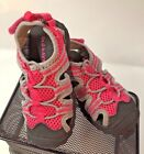 Old Navy Toddler Girls size 6 12 18 Month Sandals Water Shoes