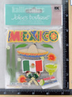 Jolees MEXICO 3D Stickers NEW