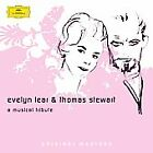 Evelyn Lear & Thomas Stewart -  A Musical Tribute, , Acceptable Box set