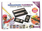 Intellivision Flashback Classic Game Console Retro System 60 in 1 Plug N' Play
