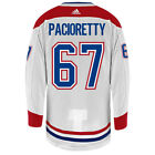 Adidas Max Pacioretty Montreal Canadiens Authentic Away NHL Jersey L 52