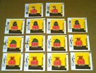 Set Lot of 14 (4 diff.) 1983 Topps STAR WARS ROTJ Trading card Wrappers