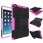 Shockproof Heavy Duty Armor Protector Case Cover For  iphone iPad 5/Pro 9.7 RA