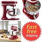 Professional 600 Series Stainless Steel Bowl Lift Stand Mixer 6 Qt Kitchen Tool