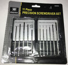 NEW Champion 11 Pc Precision Mini Screwdriver Set Jewelers Hobby Electronics