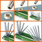Home Wrenches Hex Torx Hand Tools Allen Titan 12710 Tamper Proof Star Key Set