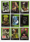 2012 Unstoppable NIGHT OF THE LIVING DEAD 1968 9 Vintage Posters Chase Card Set